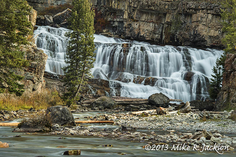 Granite Falls Blurred Water Oct11